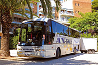 Fernreisebus