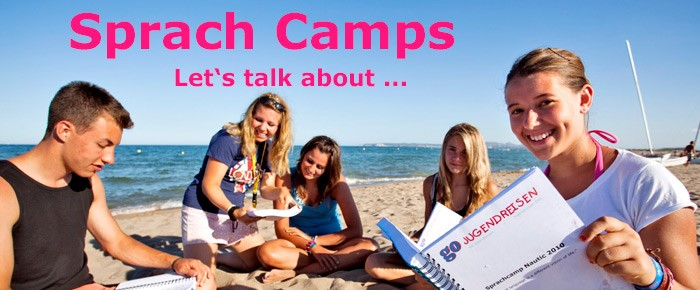 Sprach Camps powered by GO Jugendreisen