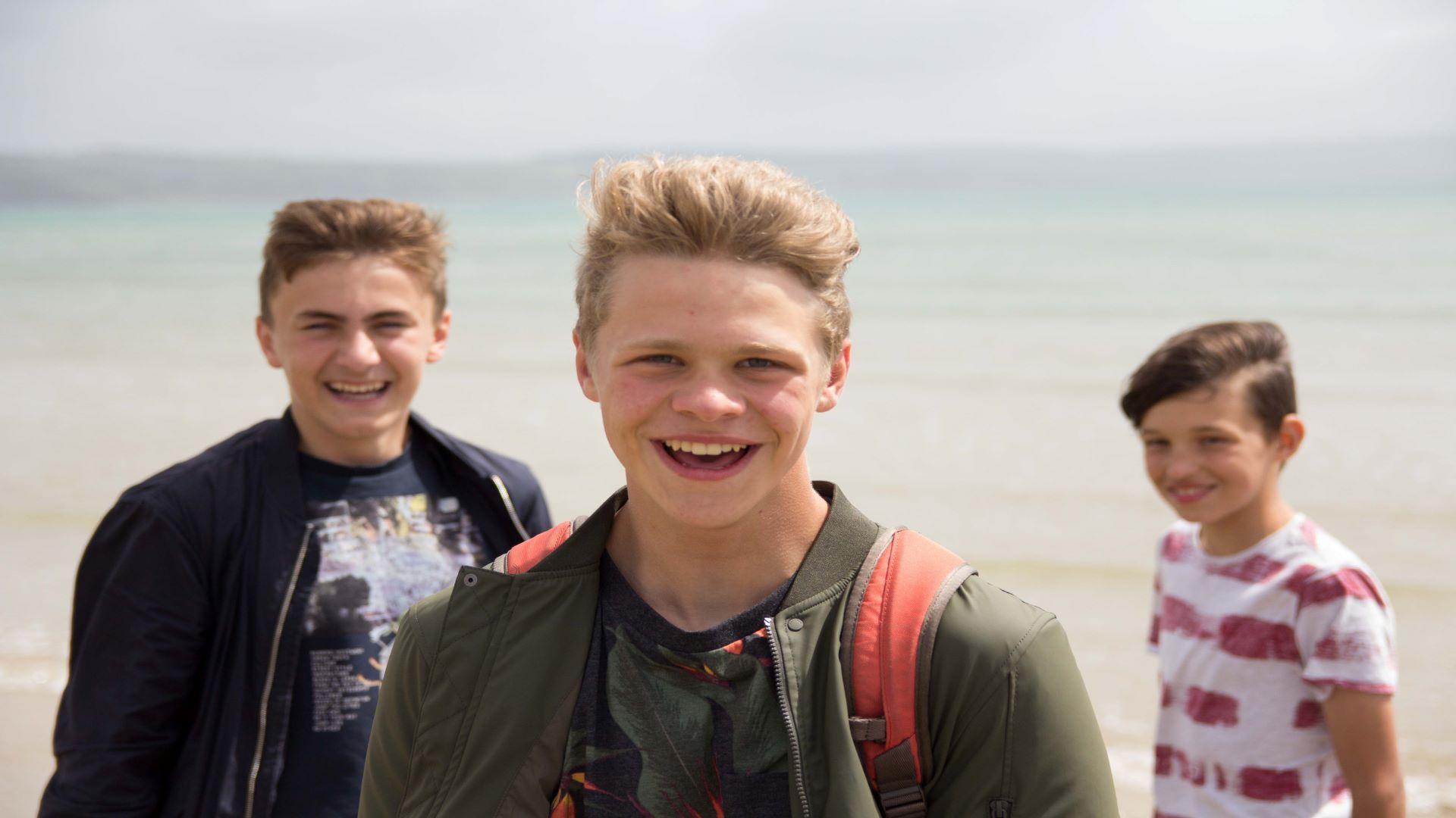 GO Jugendreisen Webseite