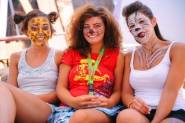 Blanes Summer Club Bodypaint Workshop