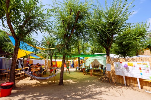 Blanes Summer Club - Campingplatz S'Abanell
