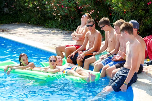 Malgrat de Mar - GO Club Valles - Pool