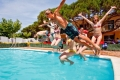 Malgrat de Mar - Summer Club - Poolsprung