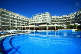 Malgrat de Mar - Hotel Aquamarina - Pool