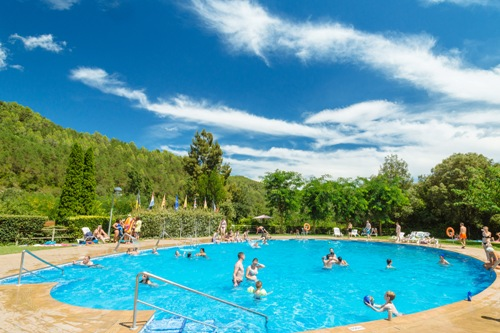 Pyrenäen - Pool