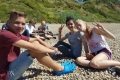 Osmington Bay - Strand fun