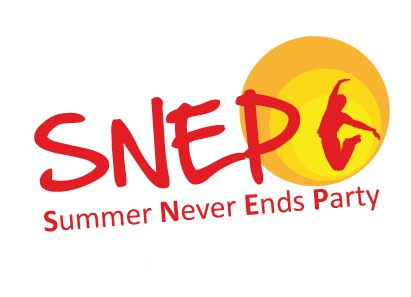 Logo - Summer Never Ends Party
