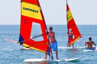 GO Jugendreisen - Windsurfen