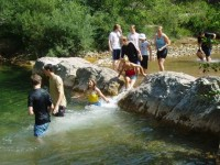 GO Jugendreisen - Watertrekking